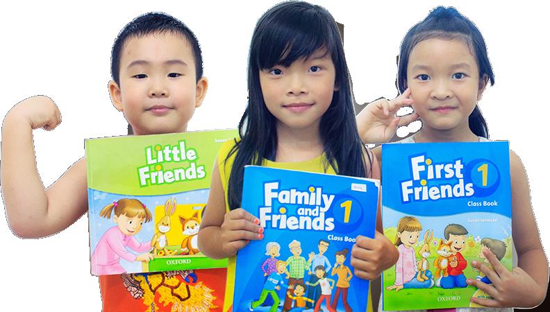 Pingo Kids - Trường Tiếng anh Pingo