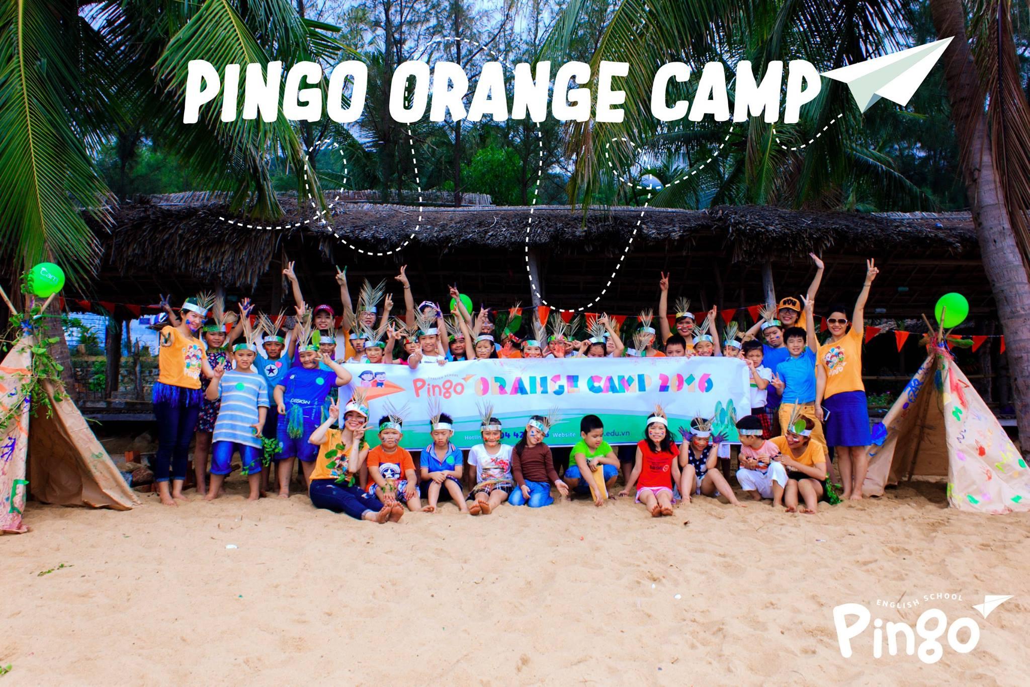 PiNGO Orange Camp
